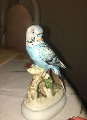 Vintage Lefton KW395 Parakeet Porcelain Figurine for Sale in Alexandria, VA