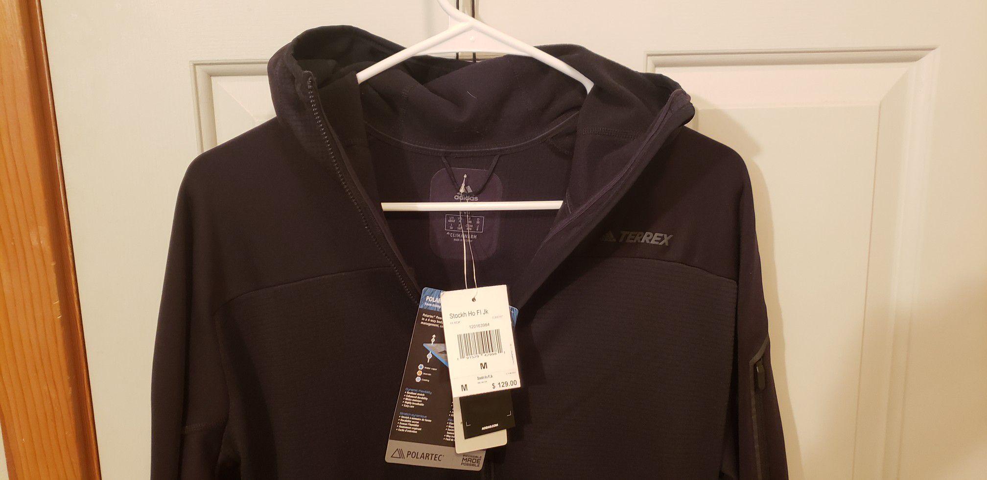 Adidas terrex stockhorn fleece hoody