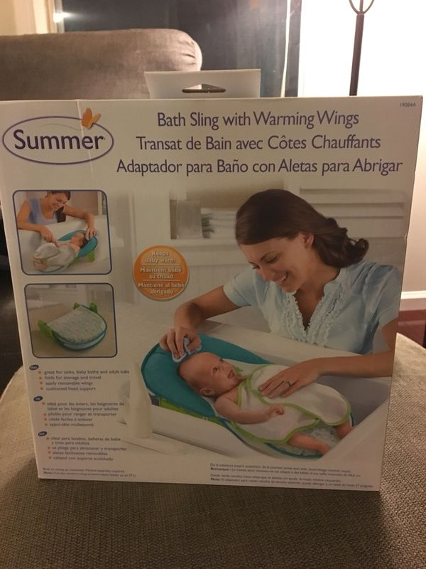 Summer baby bathtub for Sale in Chapel Hill, NC - OfferUp