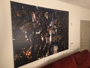 New York canvas for Sale in Round Rock, TX