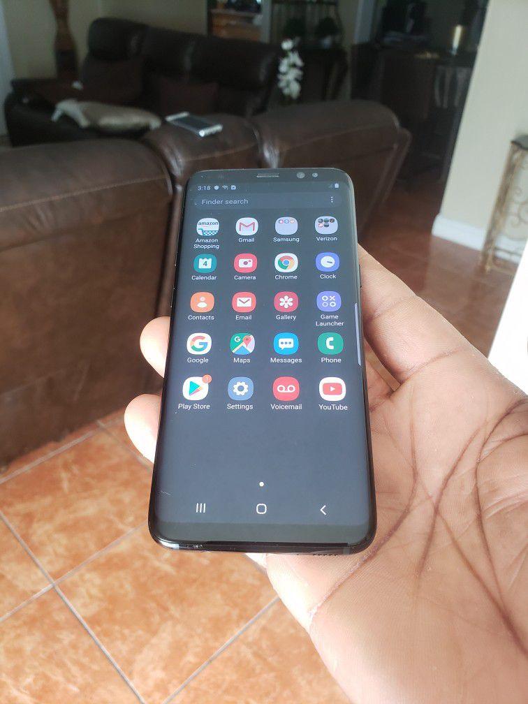 Samsung Galaxy S8 Unlocked 64gb