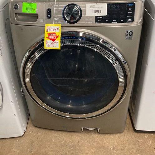GE washer GFW650SPNSN Y7M