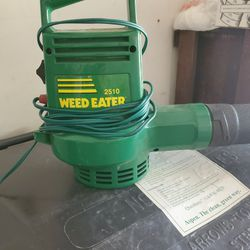 2510 Weed Eater Electric Leaf Blower  Thumbnail
