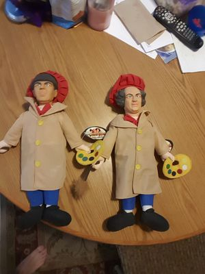 Collectable Three Stooges doll for Sale in Glendale, AZ