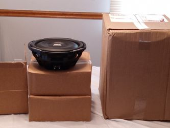 10 Inch MTX FPR Shallow Mount Subwoofer Thumbnail