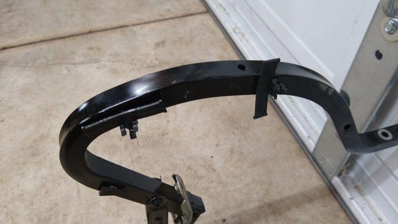 2001-2005 Is300 Trunk Hinges Black