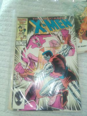 Marvel comic x man for Sale in Windsor, ON