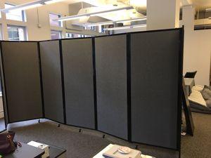 Versare room divider accordion partition for Sale in Chicago, IL