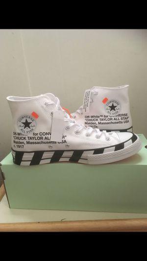 Offwhite Converse for Sale in Alexandria, VA
