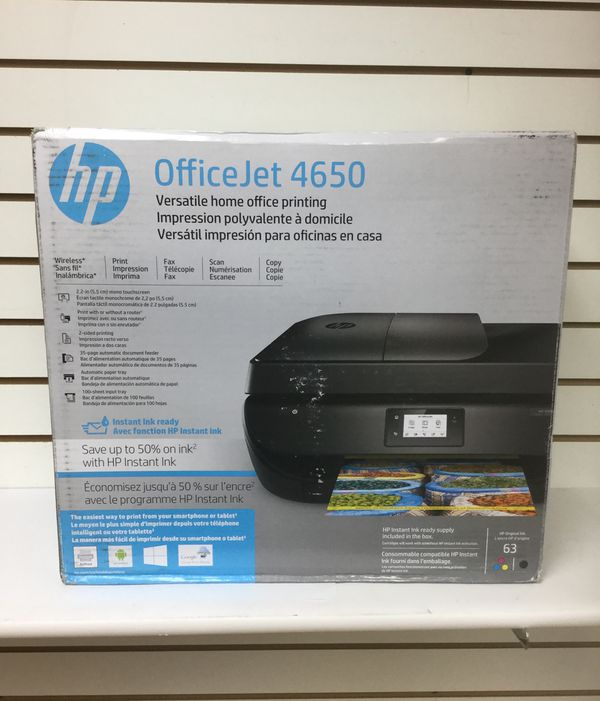 Hp Officejet 4650 wireless printer for Sale in Coral Springs, FL - OfferUp