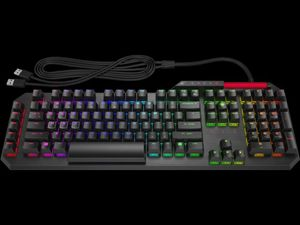 Omen By HP Sequence Wired Gaming Optical-mechanical Blue Switch Keyboard BNIB for Sale in Atlanta, GA