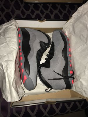JORDAN 10 size 12 for Sale in Silver Spring, MD
