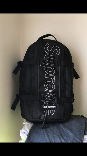 db8f52bfb3fe New and Used Supreme backpack for Sale in Anaheim, CA - OfferUp