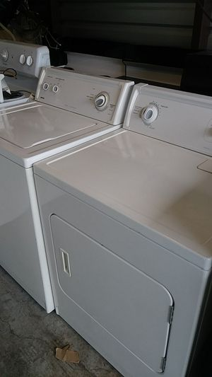 Kenmore washer and dryer heavy duty for Sale in Washington, DC
