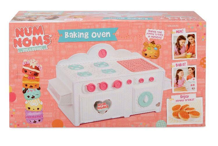 Num noms Baking Oven