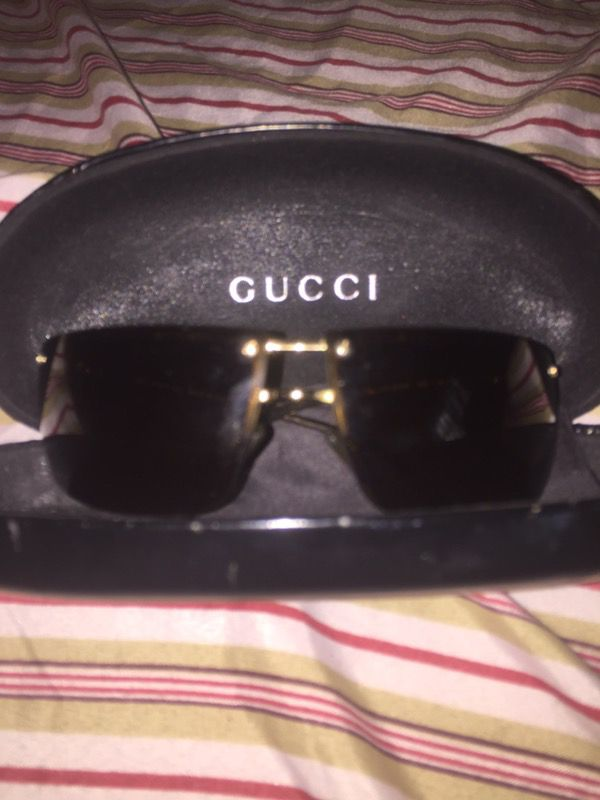 87d8bd02647f4 Gucci Sunglasses 115-GG 2653 S 000 for Sale in Central Islip