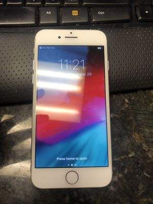 iPhone 7 128gb ATT OR CRICKET ONLY!! for Sale in Silver Spring, MD