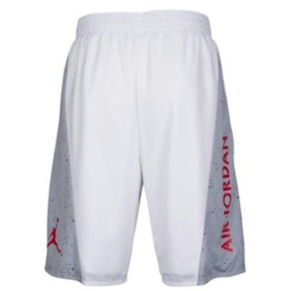 d410acb7a19a05 Nike Air Jordan 5 Retro Reversible Basketball Shorts With Pockets Size 3XL