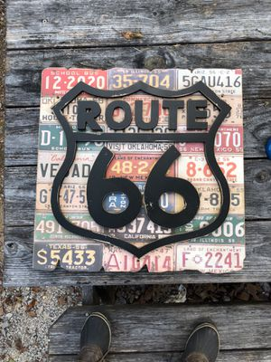 LAST CHANCE: License Plate Adventure Sign for Sale in Nashville, TN