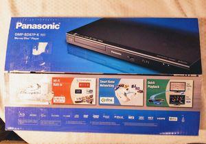 Panasonic Smart Blu-ray Disc Player with WiFi Built In for sale  Wichita, KS