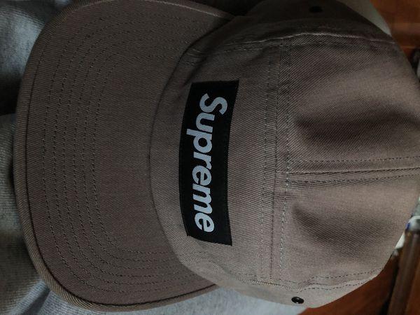 1cb42d5adbf Supreme reactive camp cap for Sale in Los Angeles