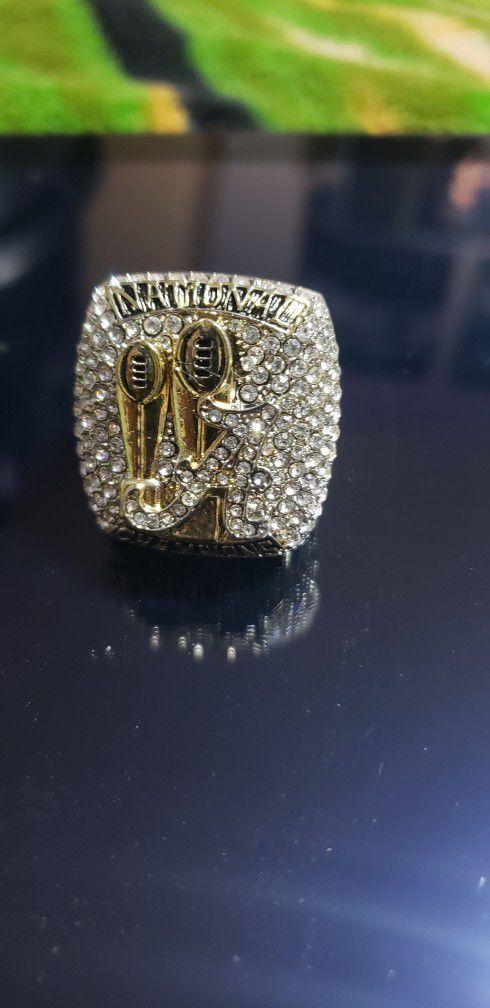Nick Saban Ring