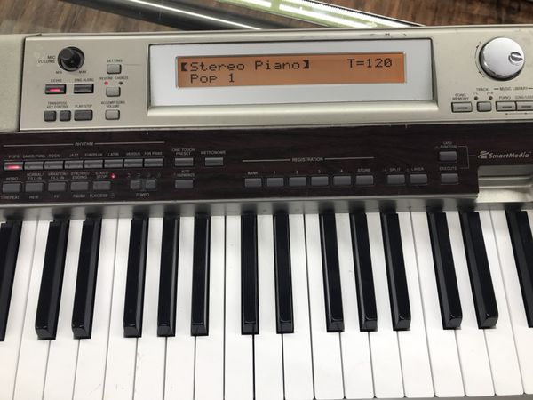 Casio Privia PX-400R Keyboard for Sale in Garland, TX - OfferUp