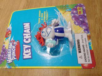 Vintage 1990s Hawaiian Punch Keychain Thumbnail