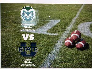 4 CSU v. Utah State Tickets for Sale in Denver, CO