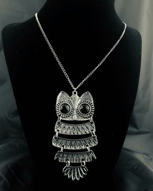 Cute Owl Necklace for Sale in Austin, TX