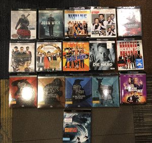 Movies and more movies !!! Also toys , games, posters & something for all ages !!! for Sale in Houston, TX