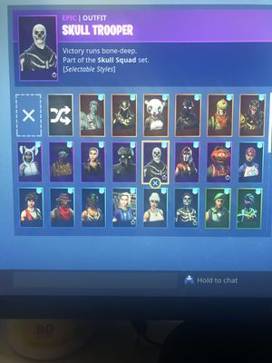 Fortnite account for Sale in Hyattsville, MD