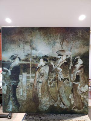 Asian painting for Sale in Warrenton, VA