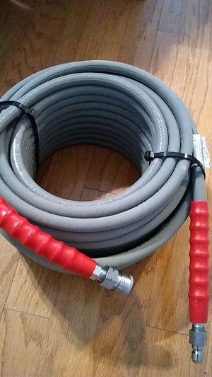 100ft. Pressure washer hose r2 6000psi non-marking for Sale in Villa Rica, GA