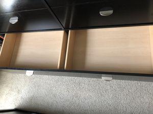 Queen Bed Set (nightstand, dresser, box spring & mattress included) for Sale in Alexandria, VA