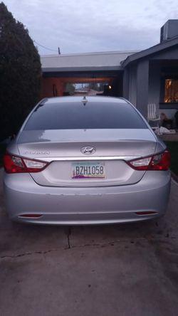 2011 Hyundai Sonata Thumbnail