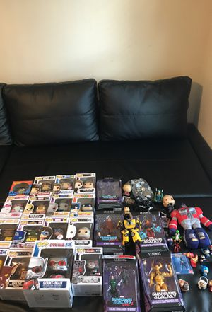 Collectible toys and figures for Sale in Deltona, FL