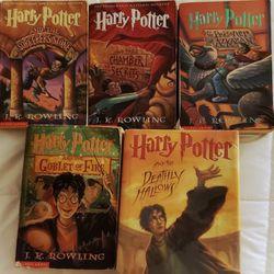 Harry Potter Book Set 1 - 7 Thumbnail