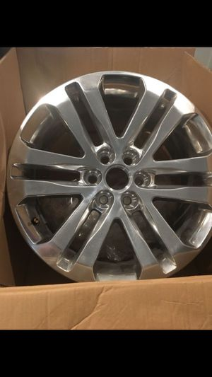 GMC brand new 18' Rims for Sale in Washington, DC