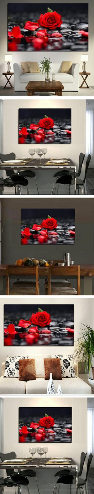 New 2018 Modern Wall Art painting Framed Canvas for Sale in Las Vegas, NV