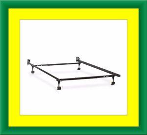 Black metal bed frame for Sale in Fairfax, VA