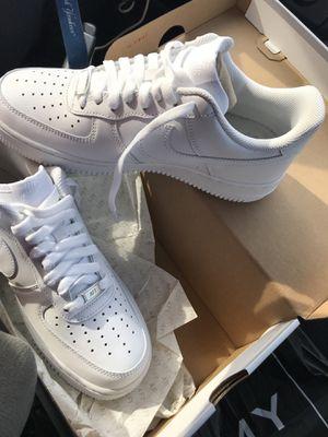 White Nike Air Force 1 for Sale in Manassas, VA