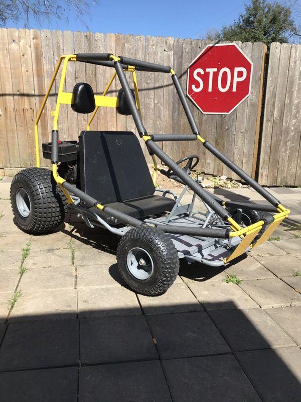 Manco Go Kart Buggy 600 General Items Cincinnati - Imagez co