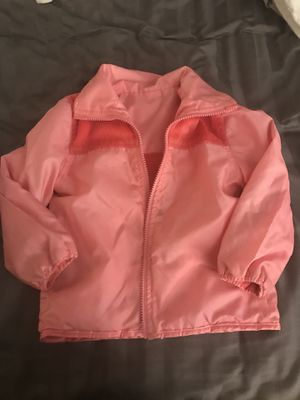 Osh Kosh Pink Reversible Jacket 3T for Sale in Hanover Park, IL