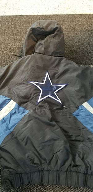 DALLAS COWBOYS STARTER JACKET (OBO) for Sale in Washington, DC