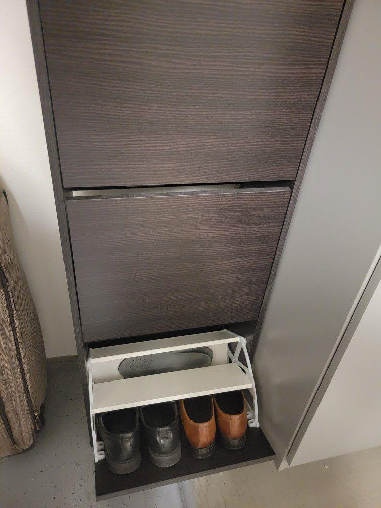 Ikea Shoe Rack Bissa