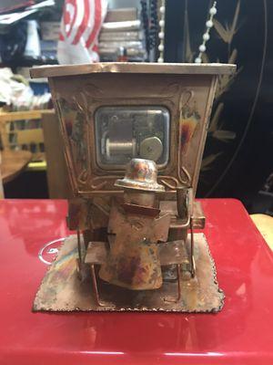 Piano Man Music Box Apex Copper Brass Metal for Sale in Upland, CA