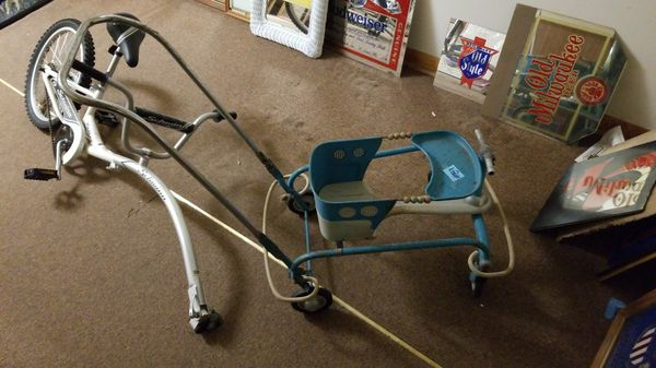 Baby Carriages & Buggies Vintage Murray Go Round Baby Stroller