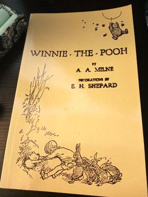 Photo Winnie-the-Pooh, the original version