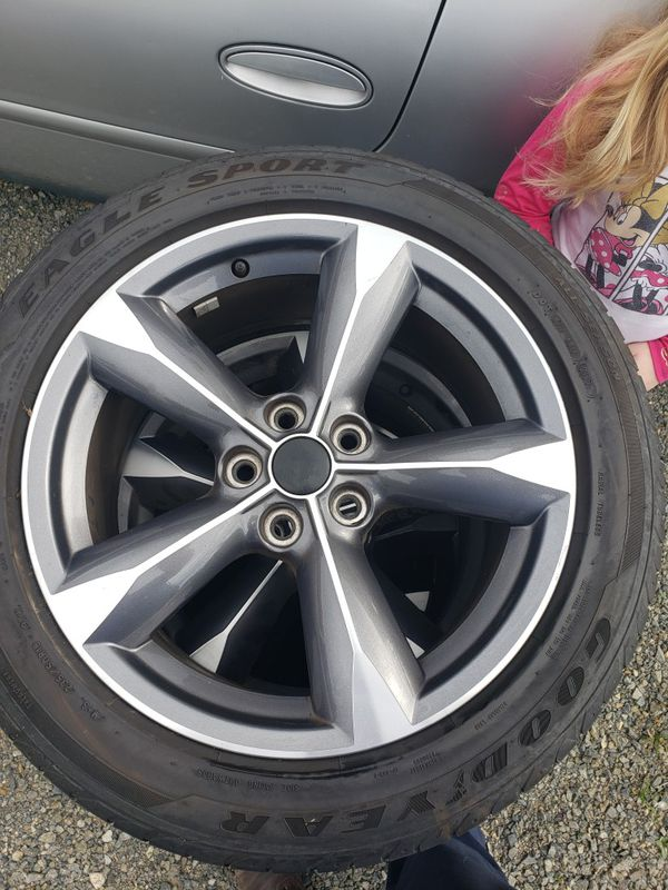 2015 Mustang Wheels >> 2015 2019 Mustang Wheels For Sale In Rancho Cucamonga Ca Offerup